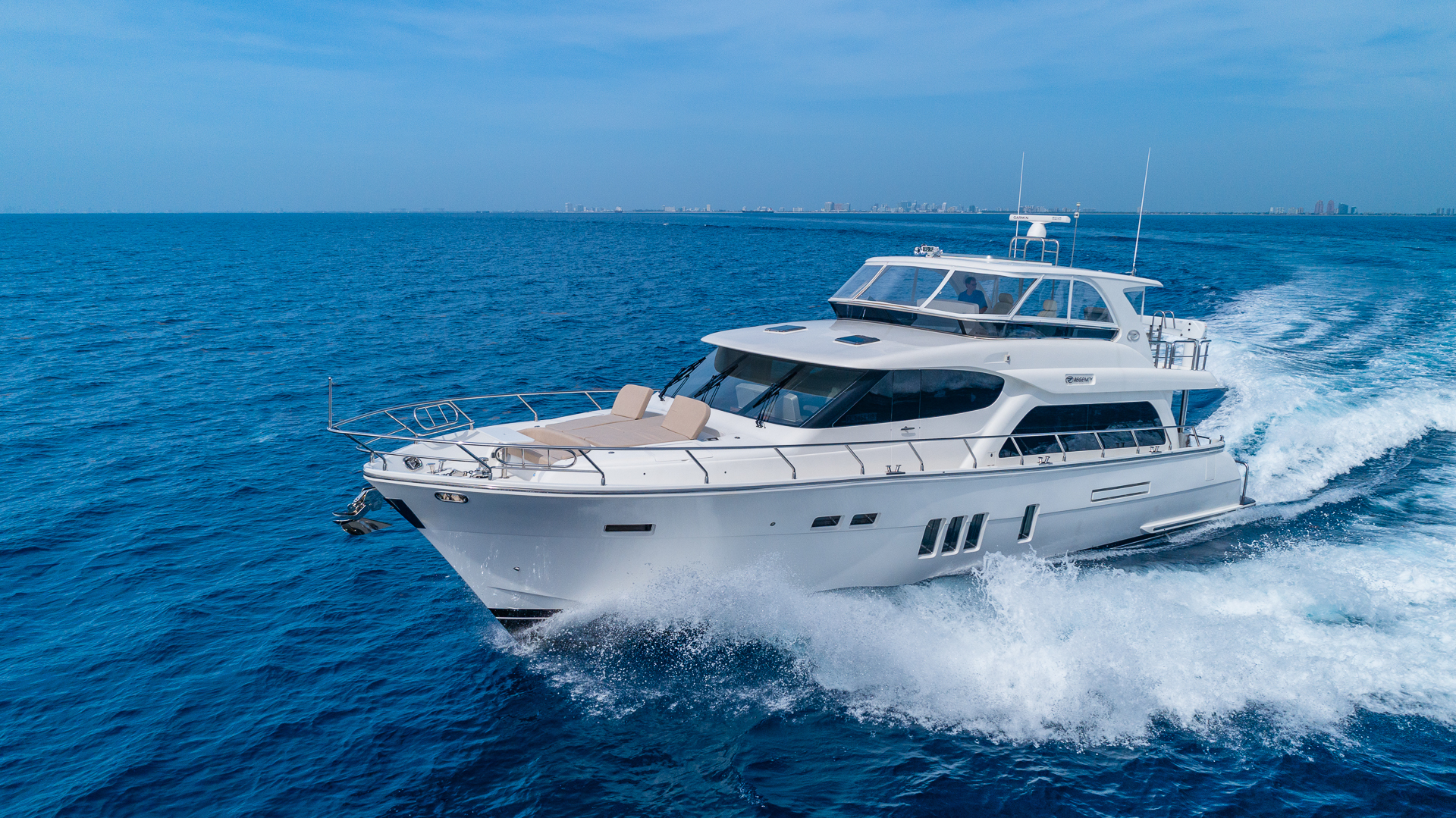 Picture Of: 65' Regency P65 2020 Yacht For Sale | 1 of 62