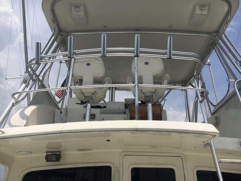 Custom-Richards 48 Convertible 1998-PIPE DREAM Pensacola-Florida-United States-Flybridge-1480838 | Thumbnail