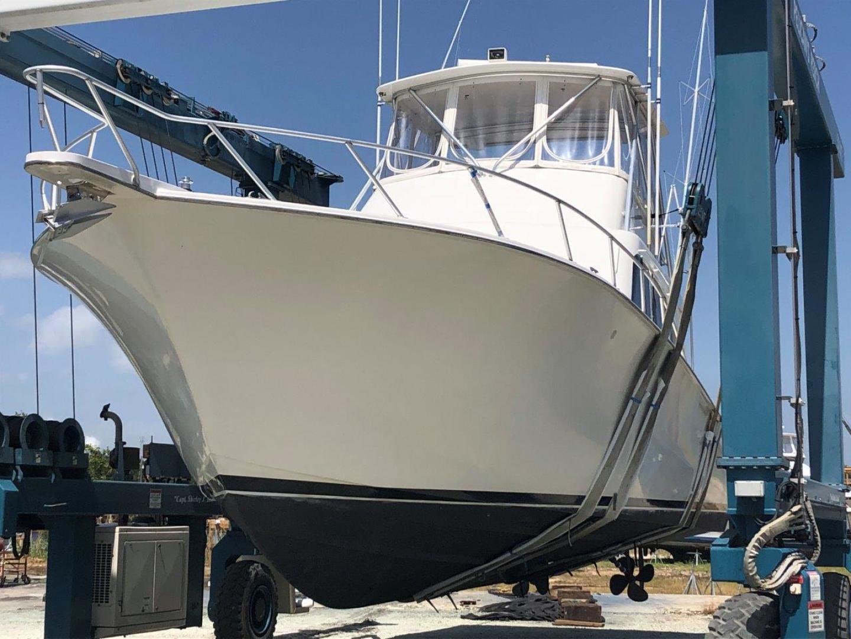 Custom-Richards 48 Convertible 1998-PIPE DREAM Pensacola-Florida-United States-Haul Out  Sept 2020-1480589 | Thumbnail