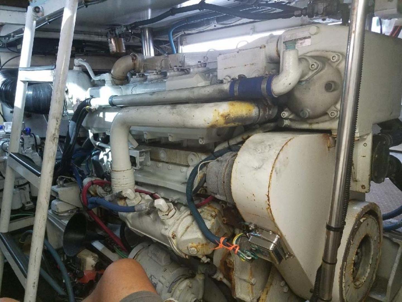 Custom-Richards 48 Convertible 1998-PIPE DREAM Pensacola-Florida-United States-Engine  Port-1480861 | Thumbnail