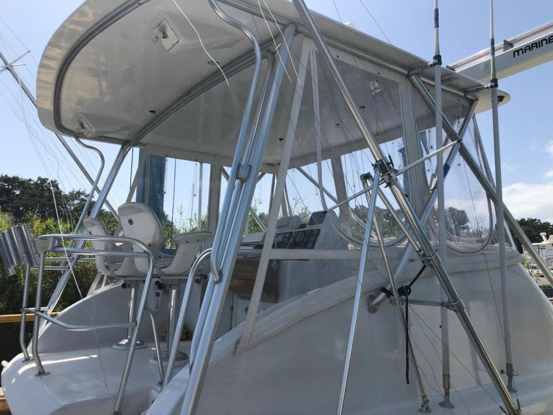 Custom-Richards 48 Convertible 1998-PIPE DREAM Pensacola-Florida-United States-Bridge-1499674 | Thumbnail