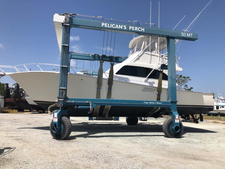 Custom-Richards 48 Convertible 1998-PIPE DREAM Pensacola-Florida-United States-1499677 | Thumbnail