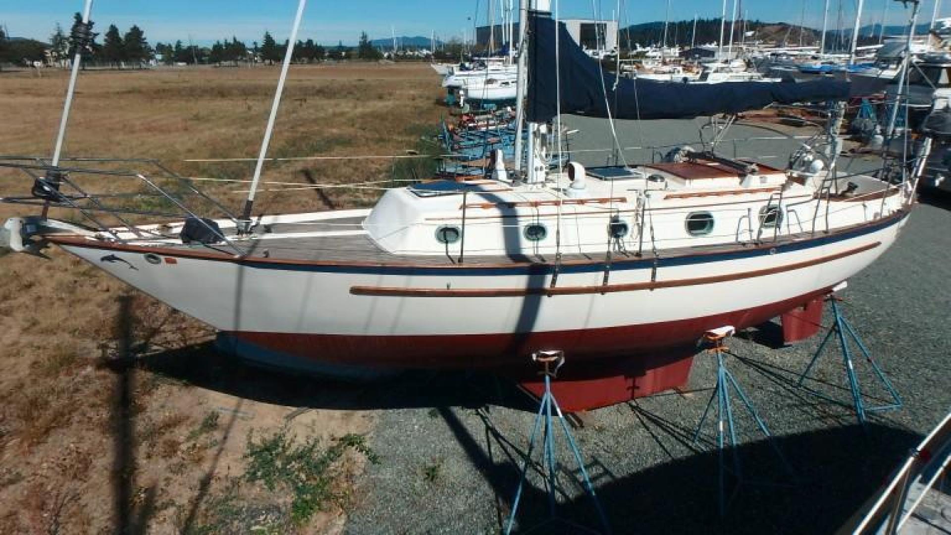 Pacific Seacraft-37 1982-Chianti Anacortes-Washington-United States-976539   Thumbnail