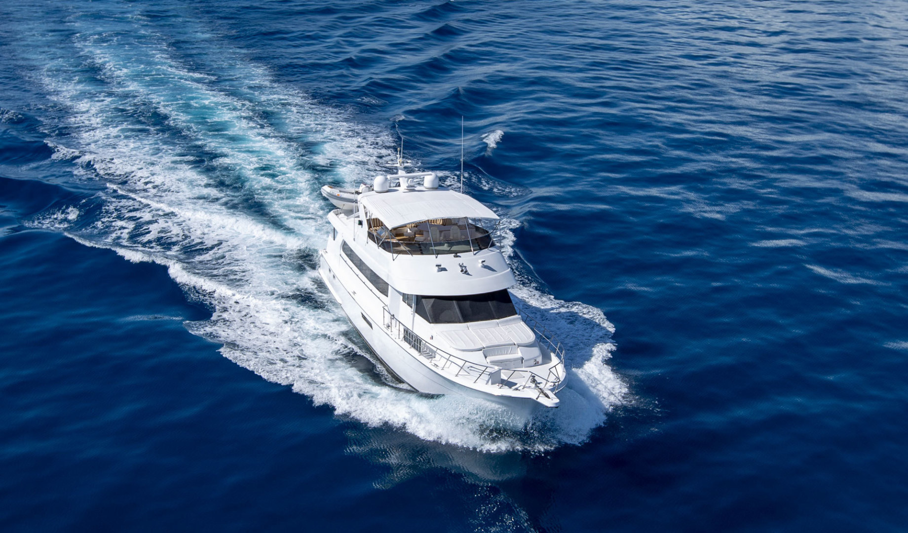 Hatteras-Cockpit Motor Yacht 2000-Getaway Ft. Lauderdale-Florida-United States-1417502 | Thumbnail