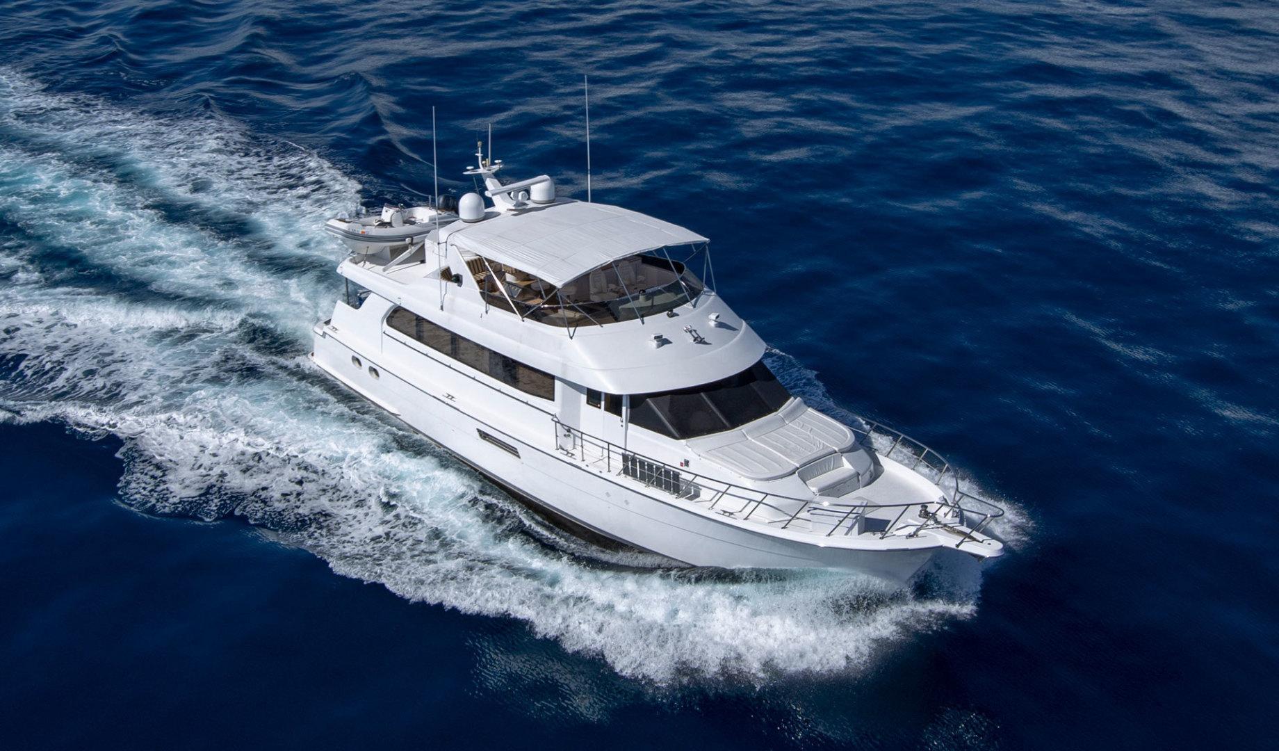 Hatteras-Cockpit Motor Yacht 2000-Getaway Ft. Lauderdale-Florida-United States-1417501 | Thumbnail