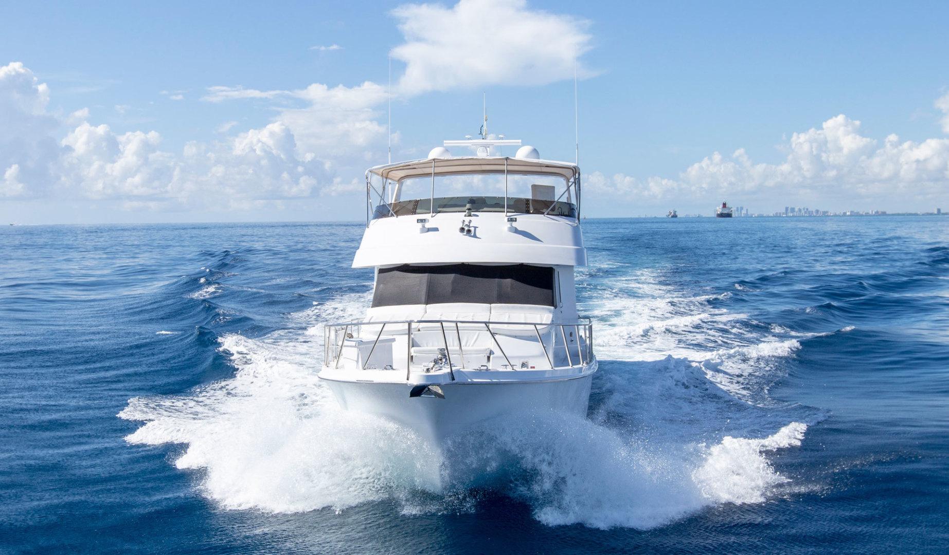 Hatteras-Cockpit Motor Yacht 2000-Getaway Ft. Lauderdale-Florida-United States-1417499 | Thumbnail