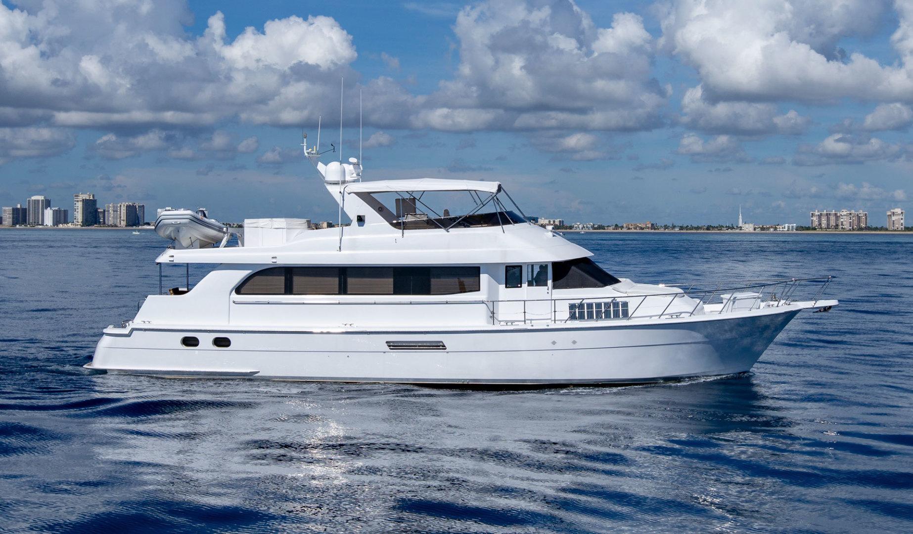 Hatteras-Cockpit Motor Yacht 2000-Getaway Ft. Lauderdale-Florida-United States-1417504 | Thumbnail