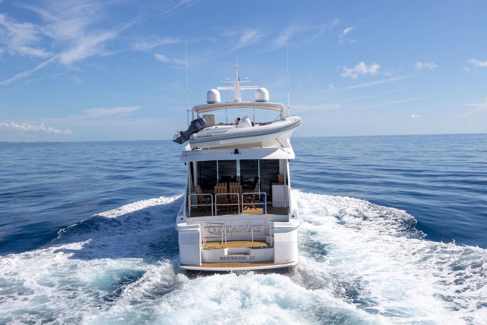 Hatteras-Cockpit Motor Yacht 2000-Getaway Ft. Lauderdale-Florida-United States-1417500 | Thumbnail