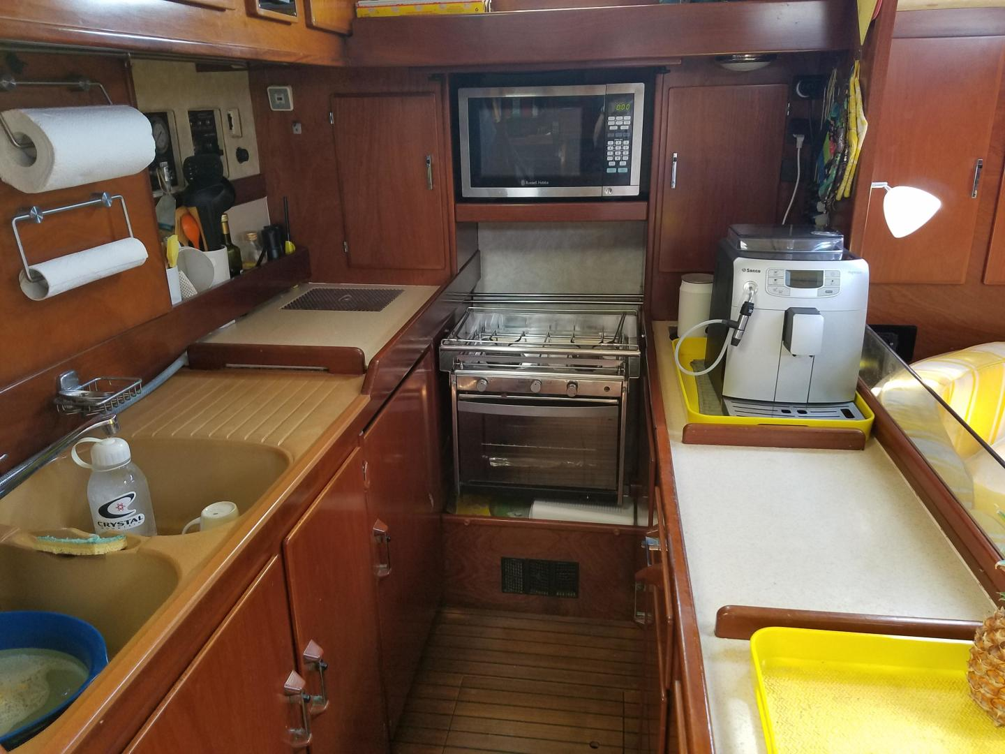 53' Amel, Listing Number 100816485, - Photo No. 9