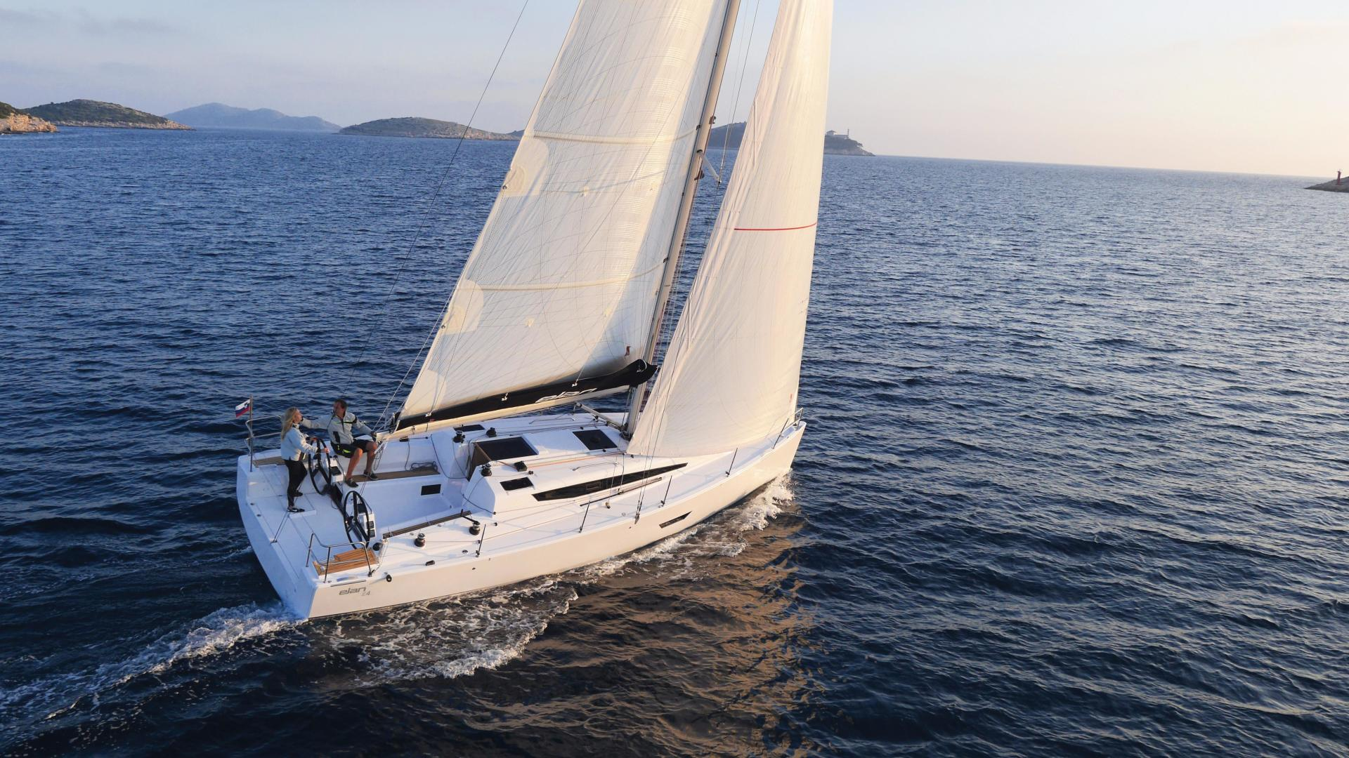 Picture Of: 35' Elan E4 2017 Yacht For Sale | 1 of 23