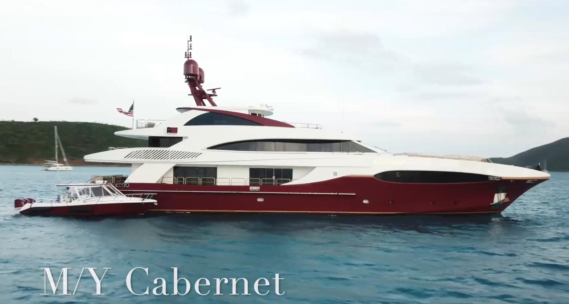"""2006 Sensation Yachts 147' CABERNET """"CABERNET"""""""