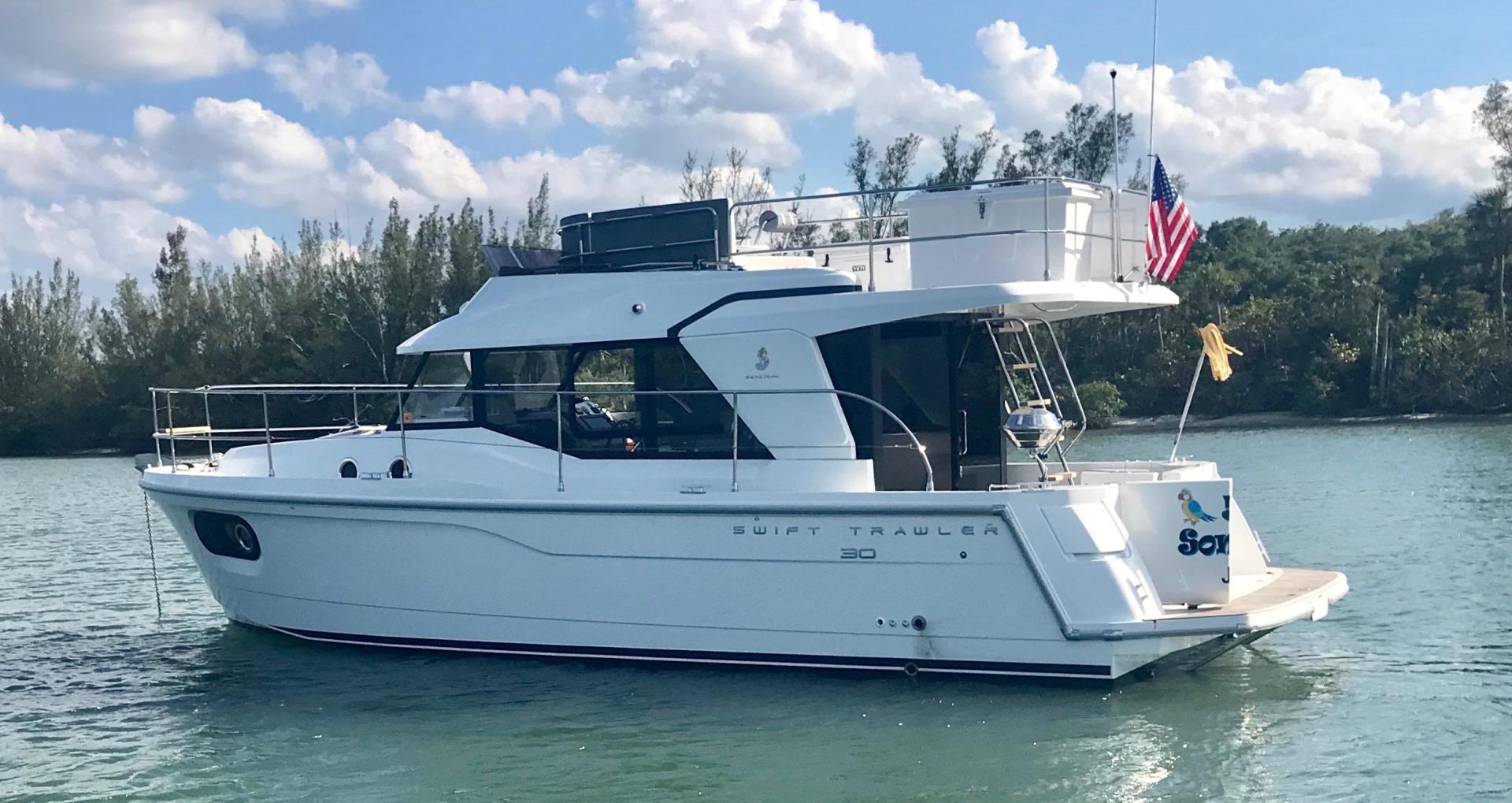 30' Beneteau 30 Swift Trawler