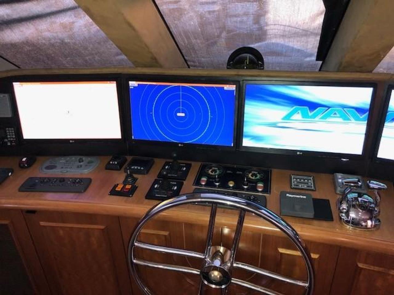 Pilot House Monitors