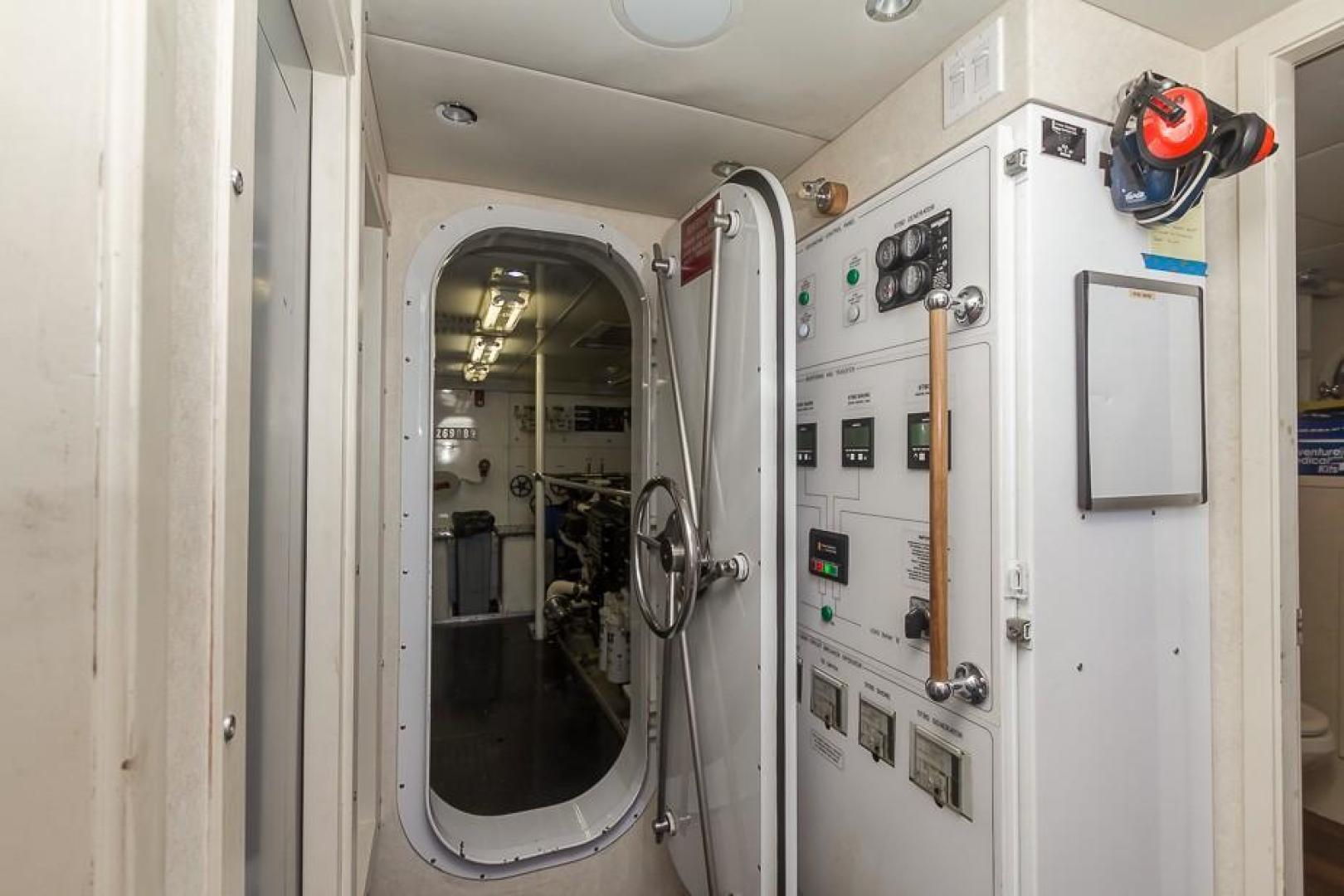 Machinery Door Enterance
