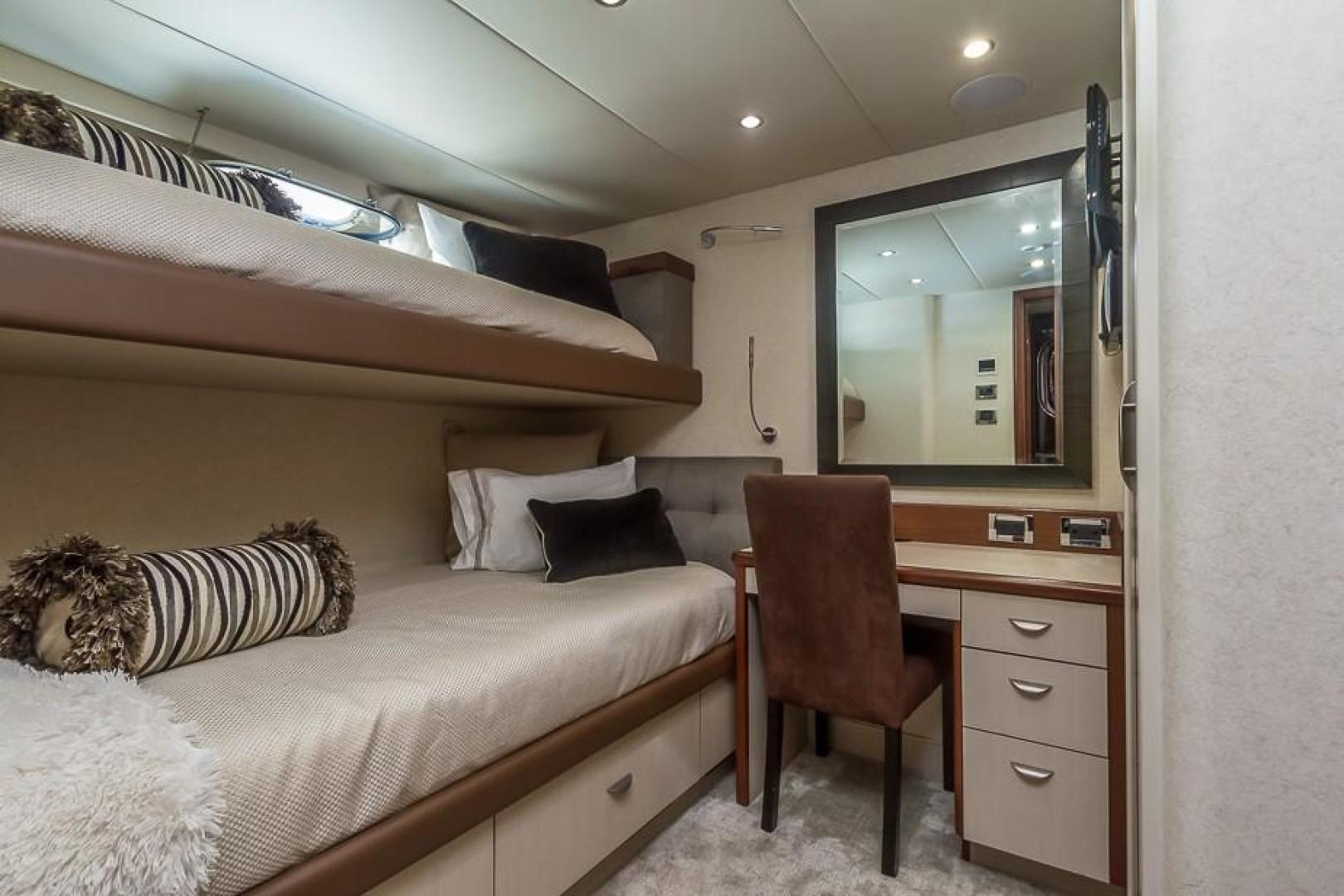 Dbl Bunk Guest Cabin