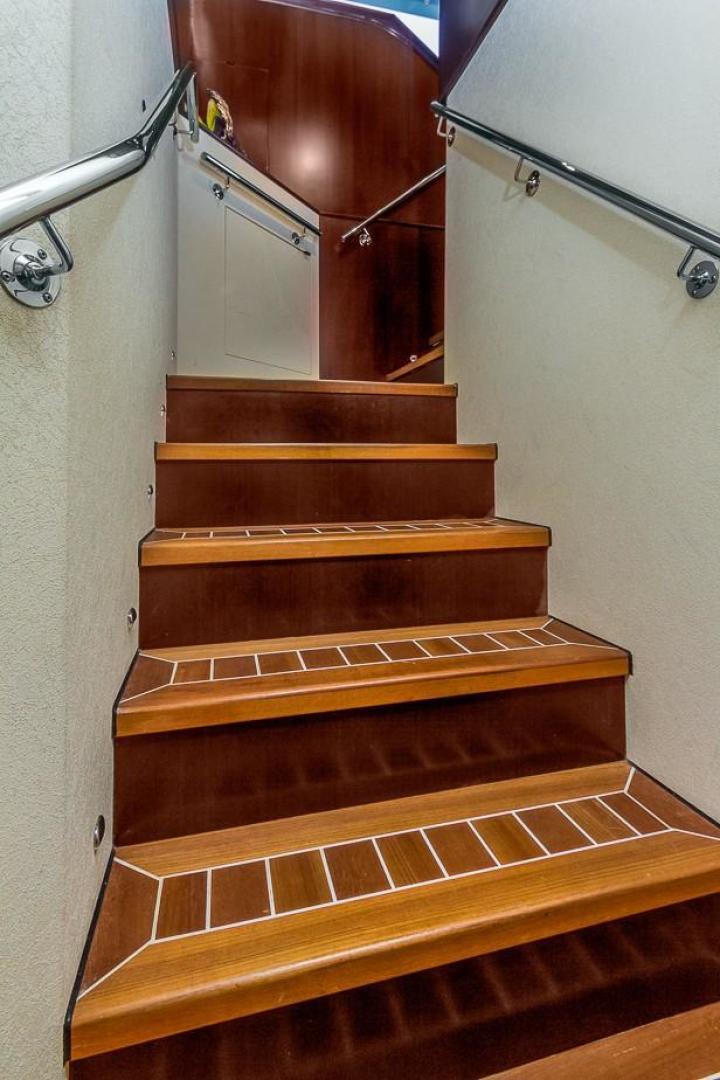Stairs to VIP / Master Lounge