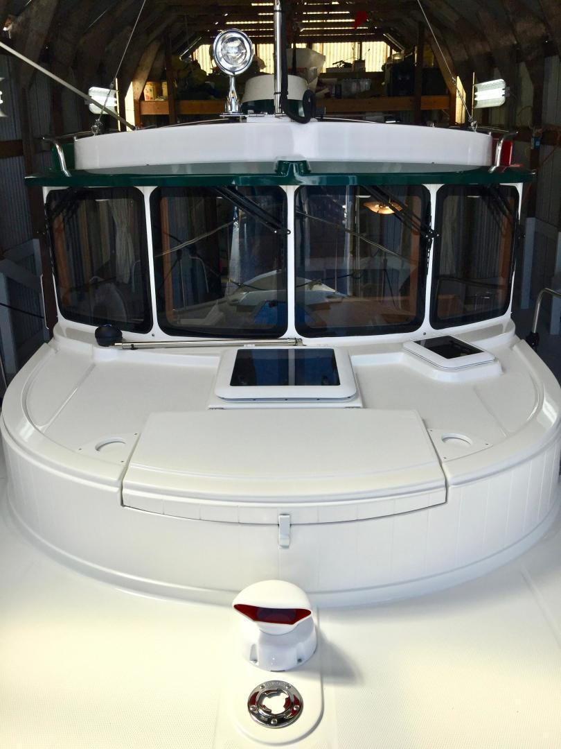 Ranger Tugs-R31 2014-R&R Port Orchard-Washington-United States-House View from Foredeck-1013245 | Thumbnail