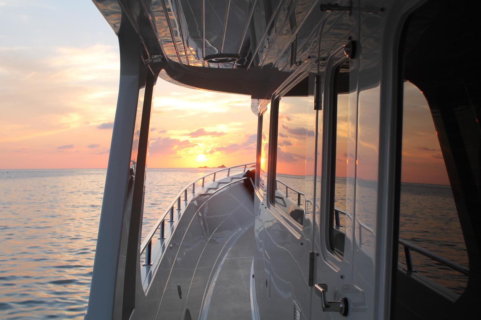 Offshore Yachts-Voyager 2013-Drumbeat Bara de Navidad-Mexico-1027292 | Thumbnail