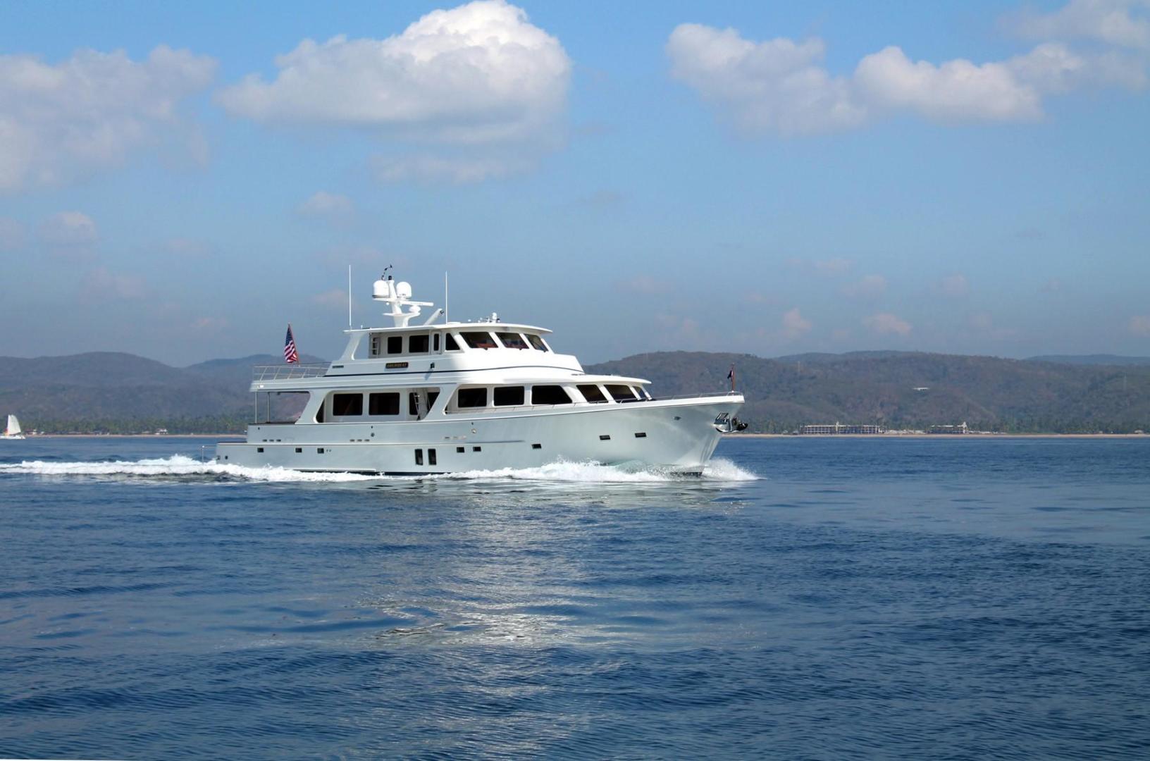 Offshore Yachts-Voyager 2013-Drumbeat Bara de Navidad-Mexico-1027290 | Thumbnail