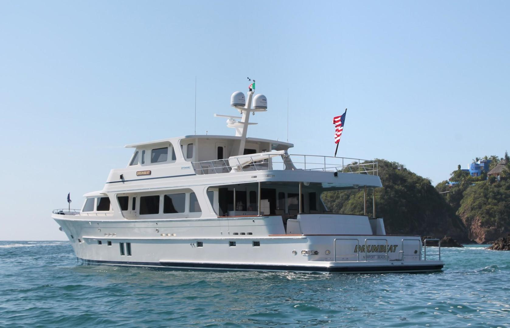 Picture Of: 90' Offshore Yachts Voyager 2013 Yacht For Sale | 2 of 42