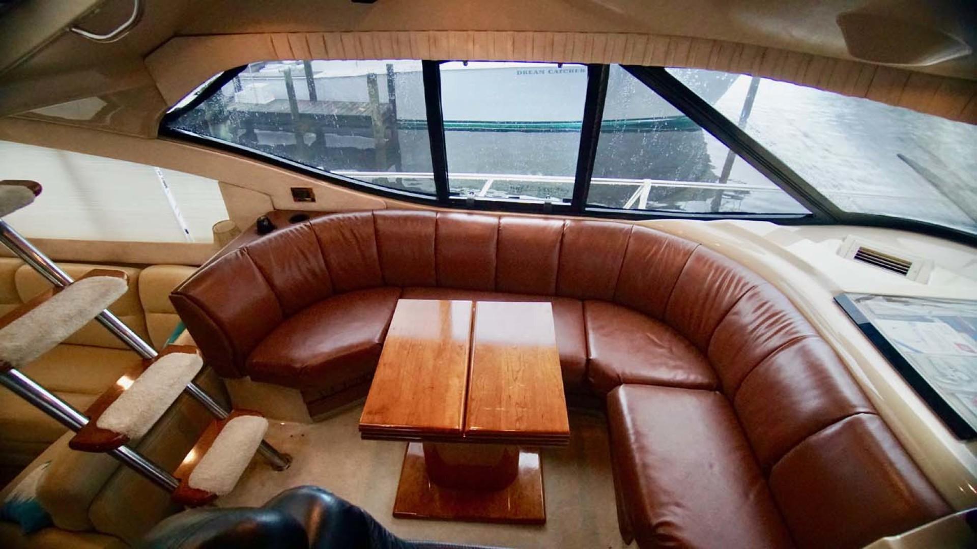 Cruisers Yachts-5000 Sport Sedan 1999-YOLO Niceville-Florida-United States-Dinette-1092877 | Thumbnail