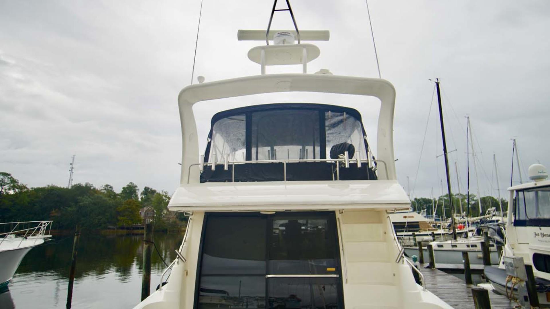 Cruisers Yachts-5000 Sport Sedan 1999-YOLO Niceville-Florida-United States-Radar Arch-1092862 | Thumbnail