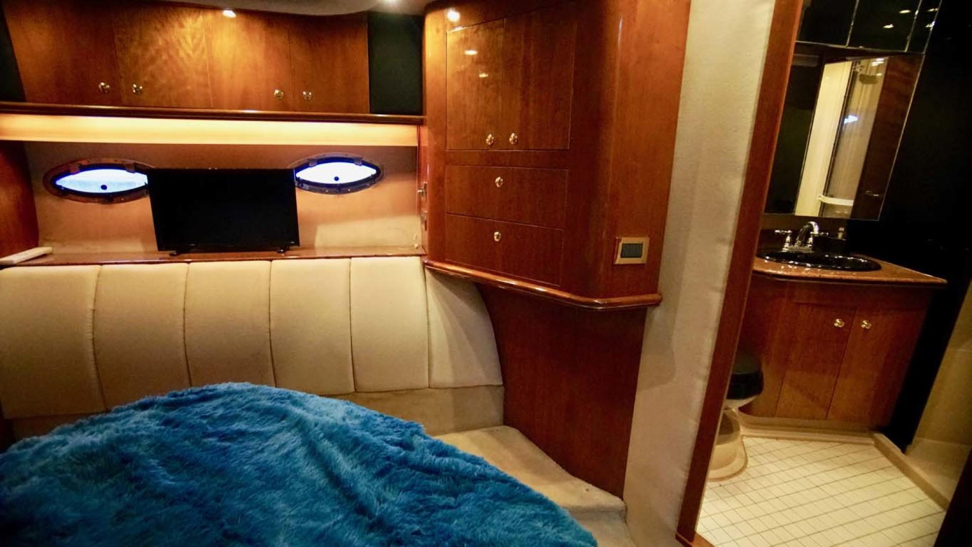 Cruisers Yachts-5000 Sport Sedan 1999-YOLO Niceville-Florida-United States-Master Head Entry-1092892 | Thumbnail