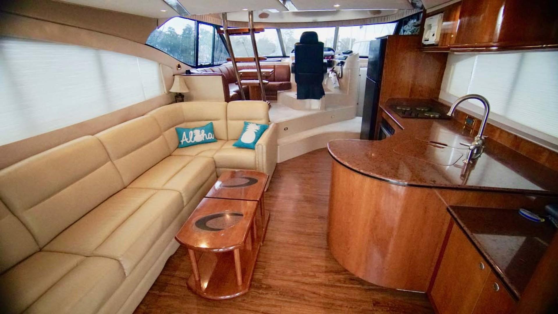 Cruisers Yachts-5000 Sport Sedan 1999-YOLO Niceville-Florida-United States-Salon Fwd-1092872 | Thumbnail