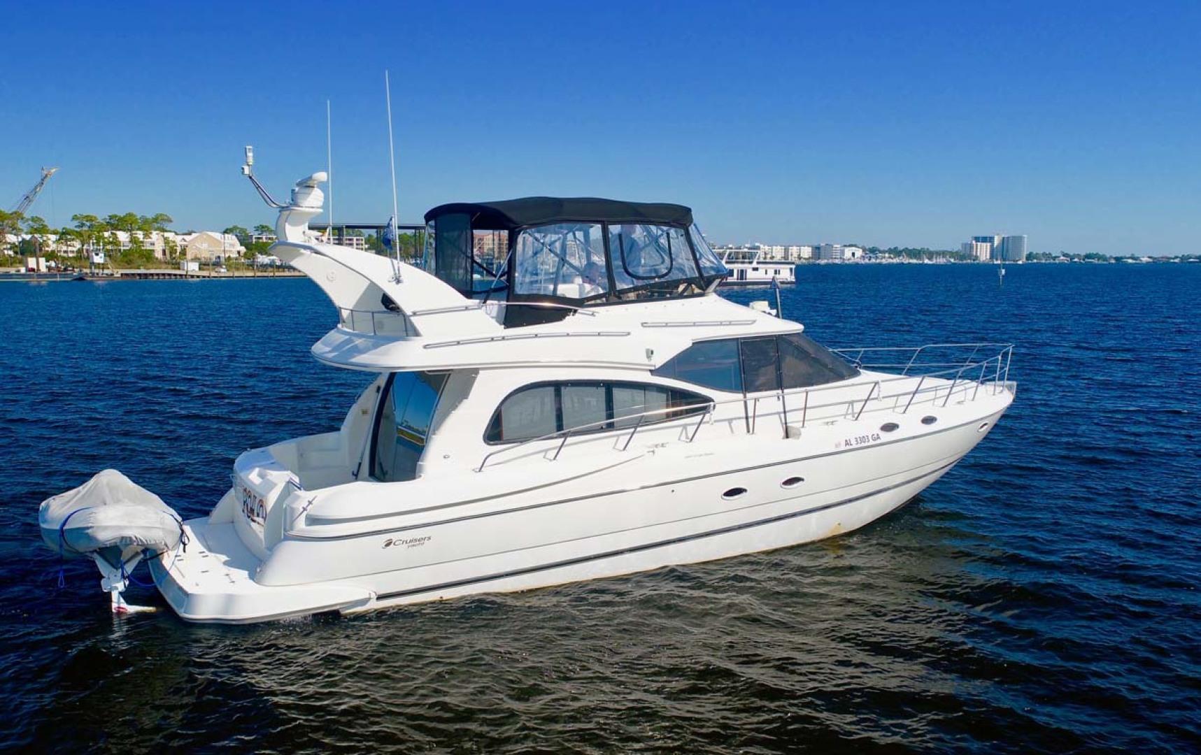 Cruisers Yachts 50' 5000 Sport Sedan 1999  YOLO