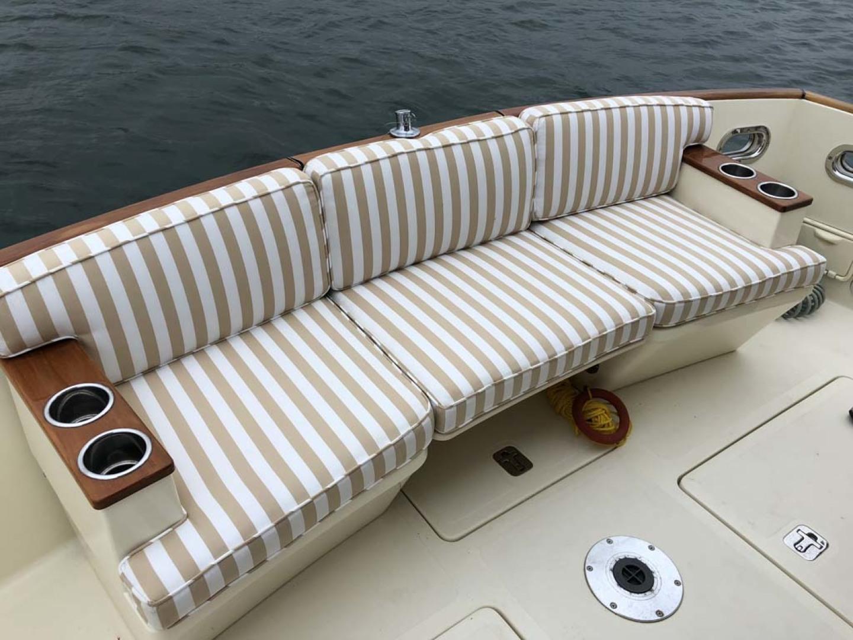 Legacy Yachts-Hardtop Express 2008 -Falmouth-Massachusetts-United States-1059016 | Thumbnail