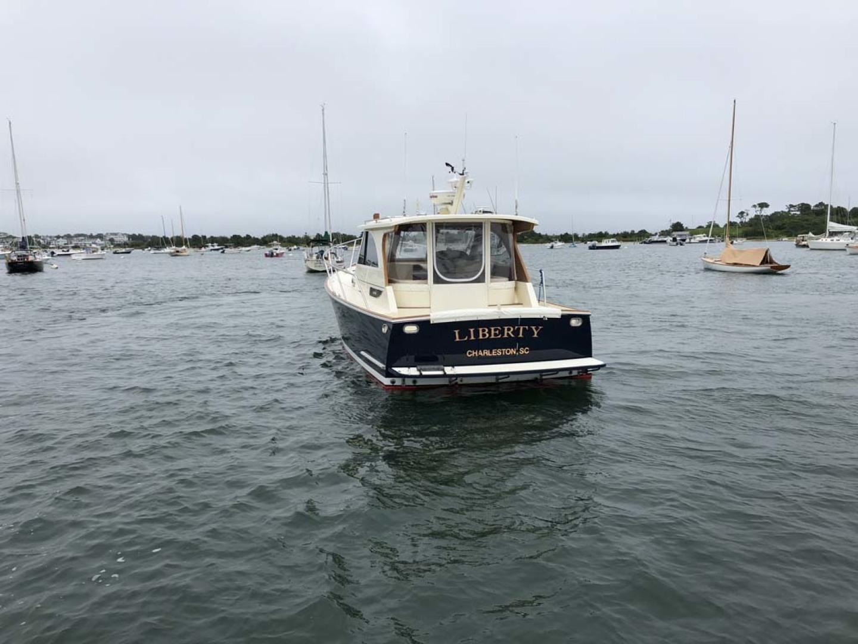 Legacy Yachts-Hardtop Express 2008 -Falmouth-Massachusetts-United States-1059008 | Thumbnail