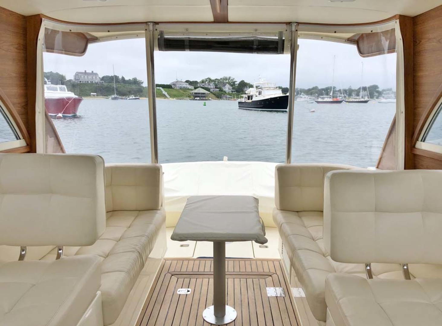 Legacy Yachts-Hardtop Express 2008 -Falmouth-Massachusetts-United States-1059106 | Thumbnail
