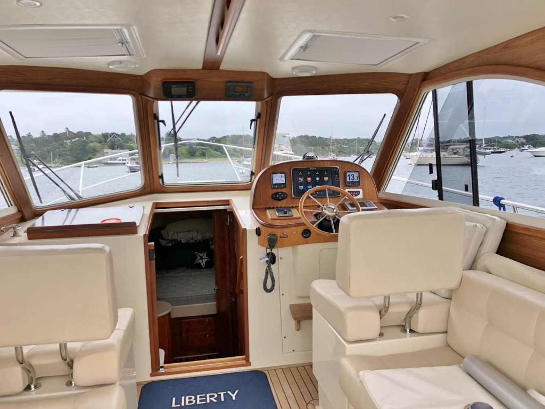 Legacy Yachts-Hardtop Express 2008 -Falmouth-Massachusetts-United States-1059107 | Thumbnail