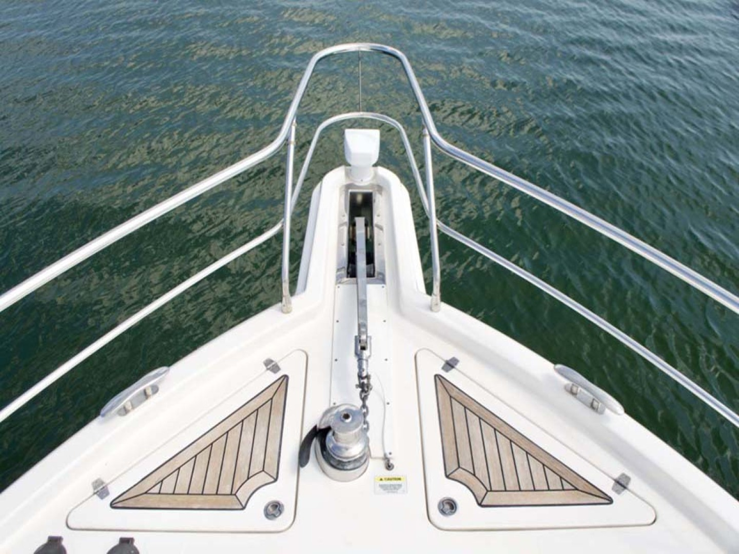 Riviera-4400 Sport Yacht 2009-Soul Mates Long Island-United States-Pulpit-1062537 | Thumbnail
