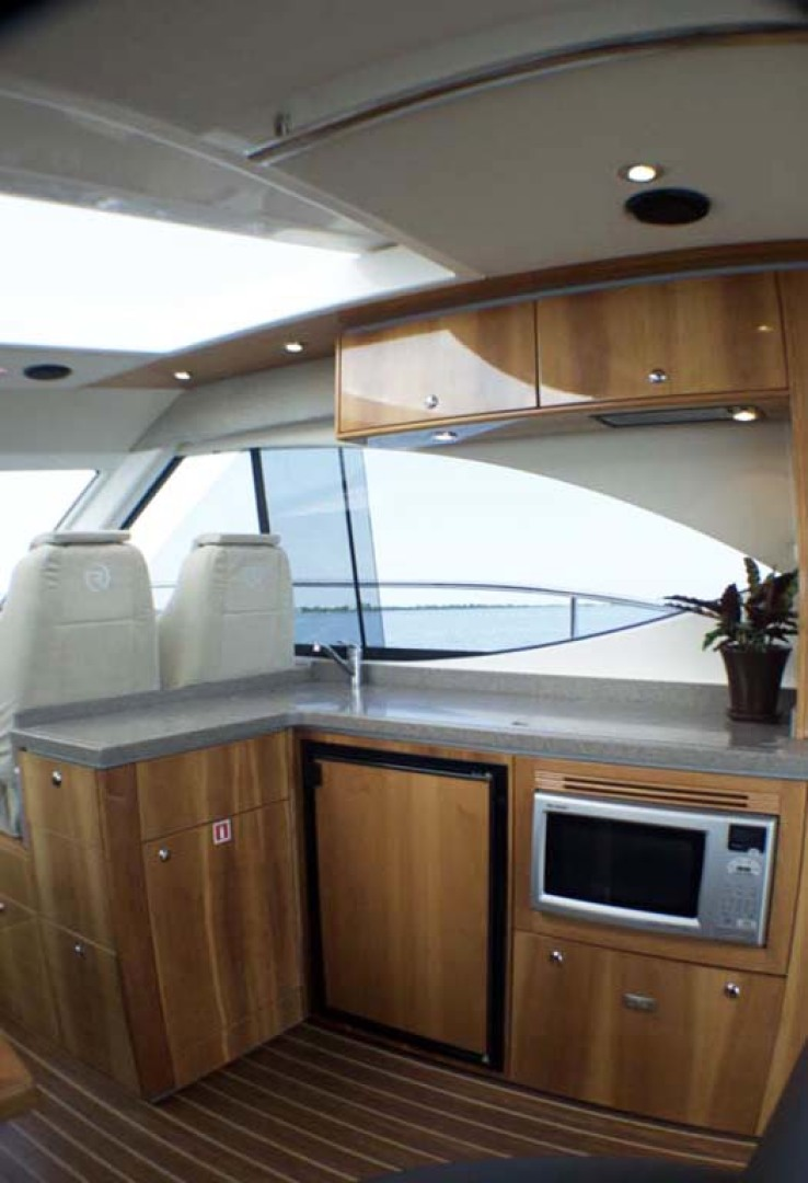 Riviera-4400 Sport Yacht 2009-Soul Mates Long Island-United States-Galley-1062551 | Thumbnail
