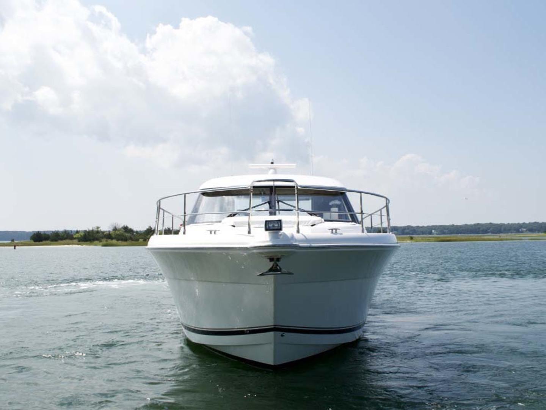 Riviera-4400 Sport Yacht 2009-Soul Mates Long Island-United States-44 Riviera 2009 Bow-1062532 | Thumbnail