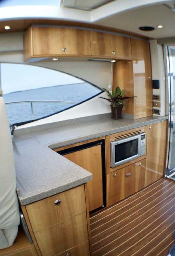 Riviera-4400 Sport Yacht 2009-Soul Mates Long Island-United States-Galley-1062552 | Thumbnail