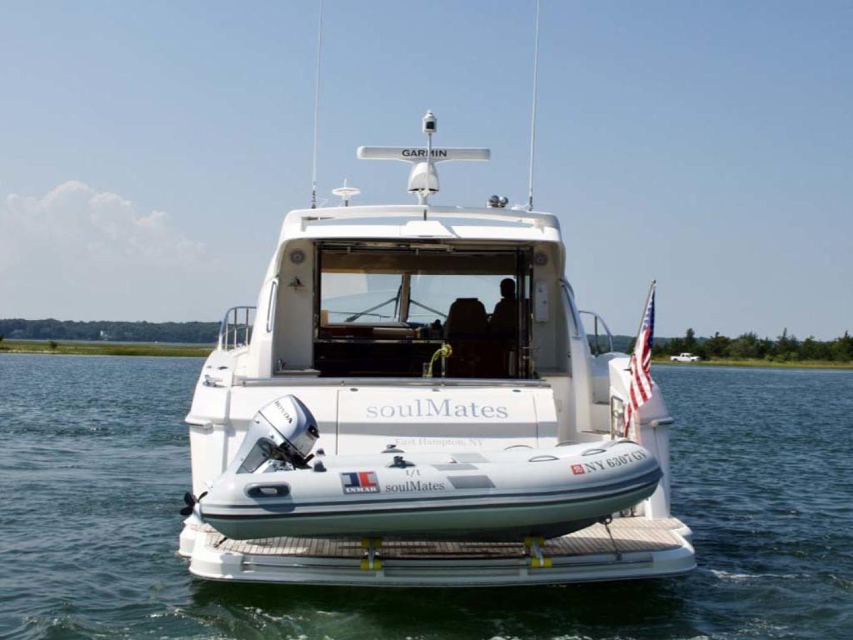 Riviera-4400 Sport Yacht 2009-Soul Mates Long Island-United States-Transom-1062575 | Thumbnail