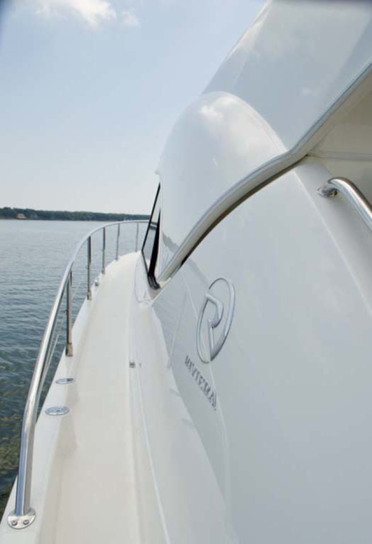 Riviera-4400 Sport Yacht 2009-Soul Mates Long Island-United States-Side Decks-1062541 | Thumbnail