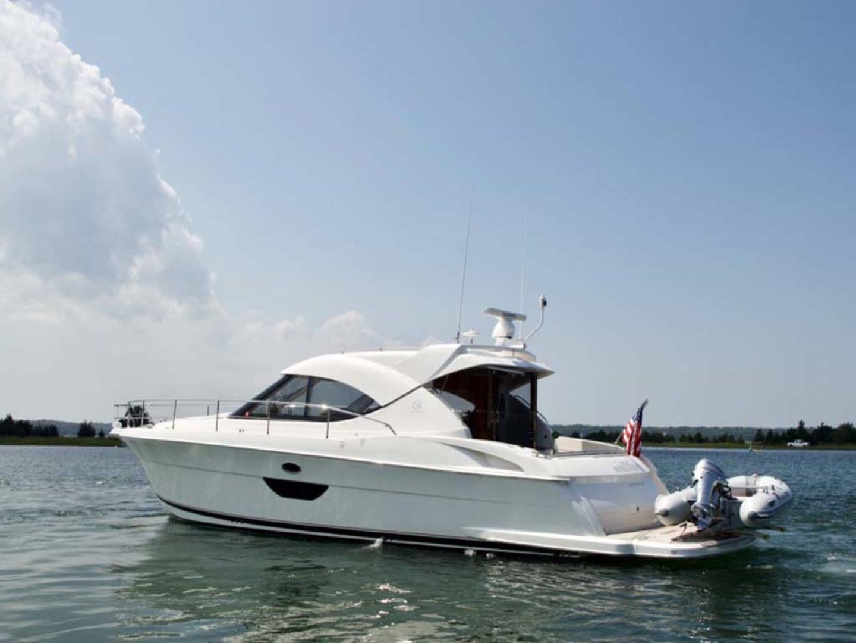 Riviera-4400 Sport Yacht 2009-Soul Mates Long Island-United States-44 Riviera 2009 Port Profile-1062528 | Thumbnail