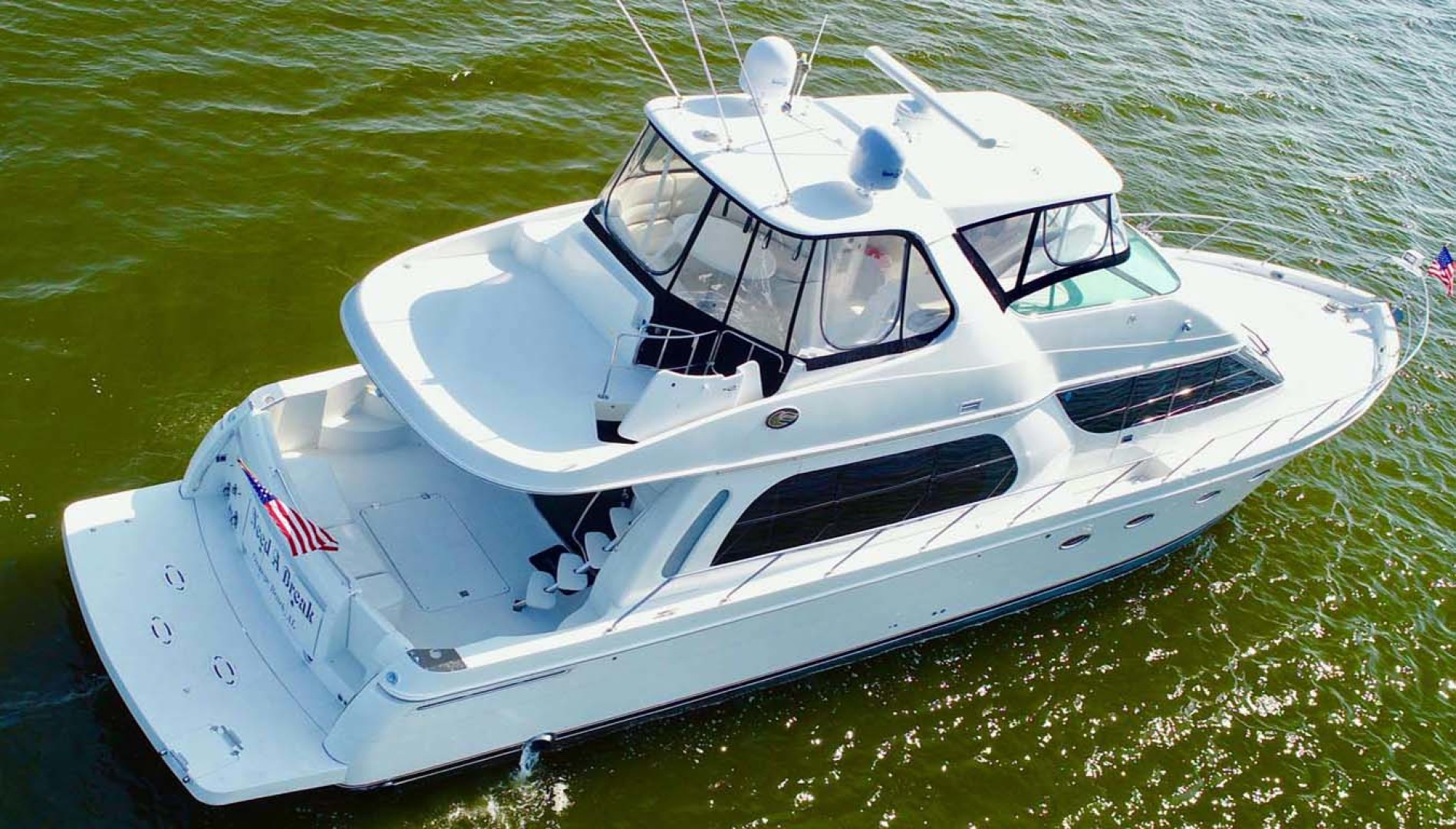 Carver-560 Voyager 2006-NEED A BREAK Fort Myers-Florida-United States-Starboard-1105757 | Thumbnail