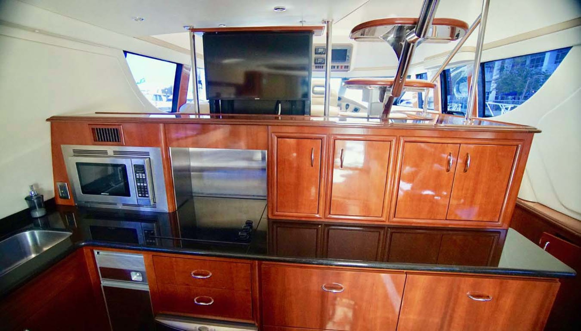 Carver-560 Voyager 2006-NEED A BREAK Fort Myers-Florida-United States-Galley-1105774 | Thumbnail