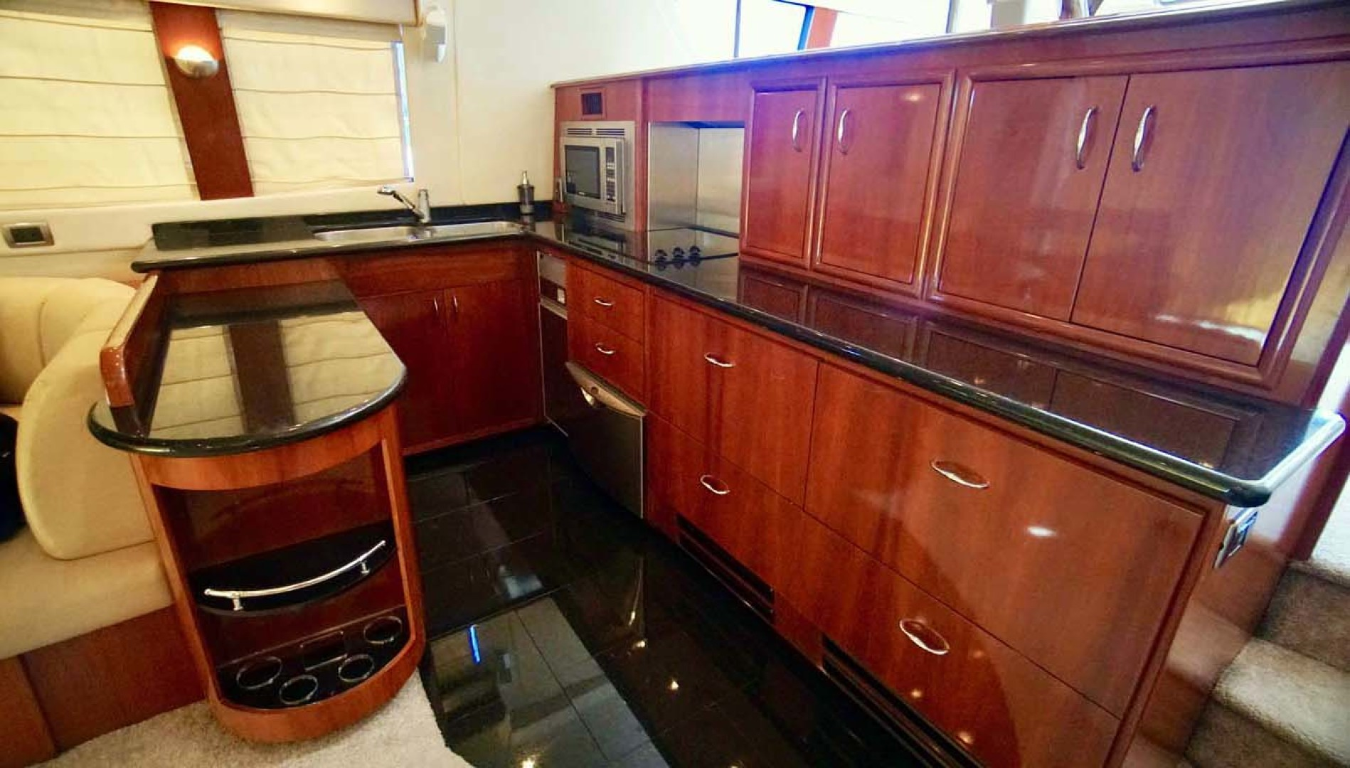 Carver-560 Voyager 2006-NEED A BREAK Fort Myers-Florida-United States-Galley-1105772 | Thumbnail