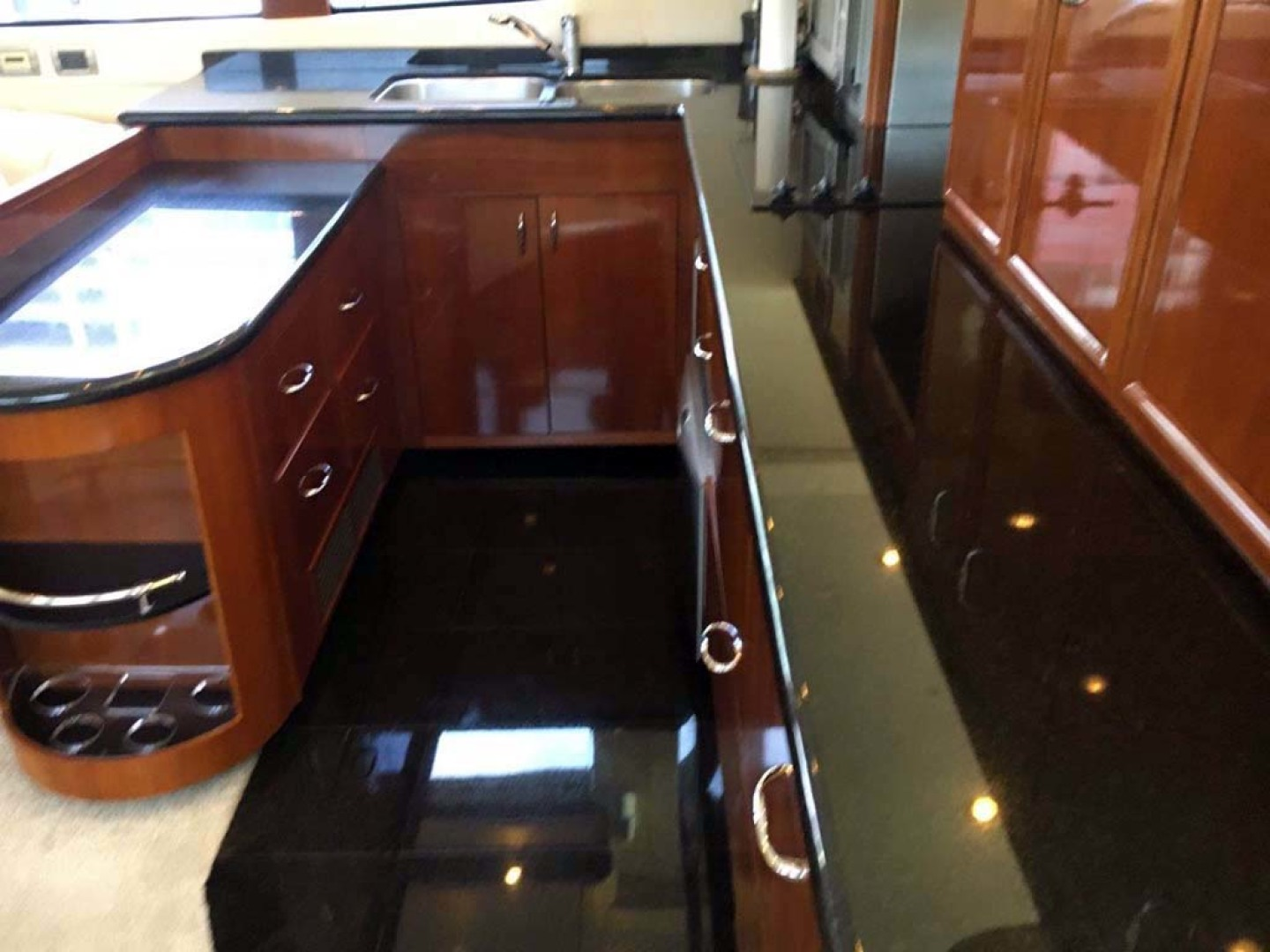 Carver-560 Voyager 2006-NEED A BREAK Fort Myers-Florida-United States-Galley Countertops-1105775   Thumbnail