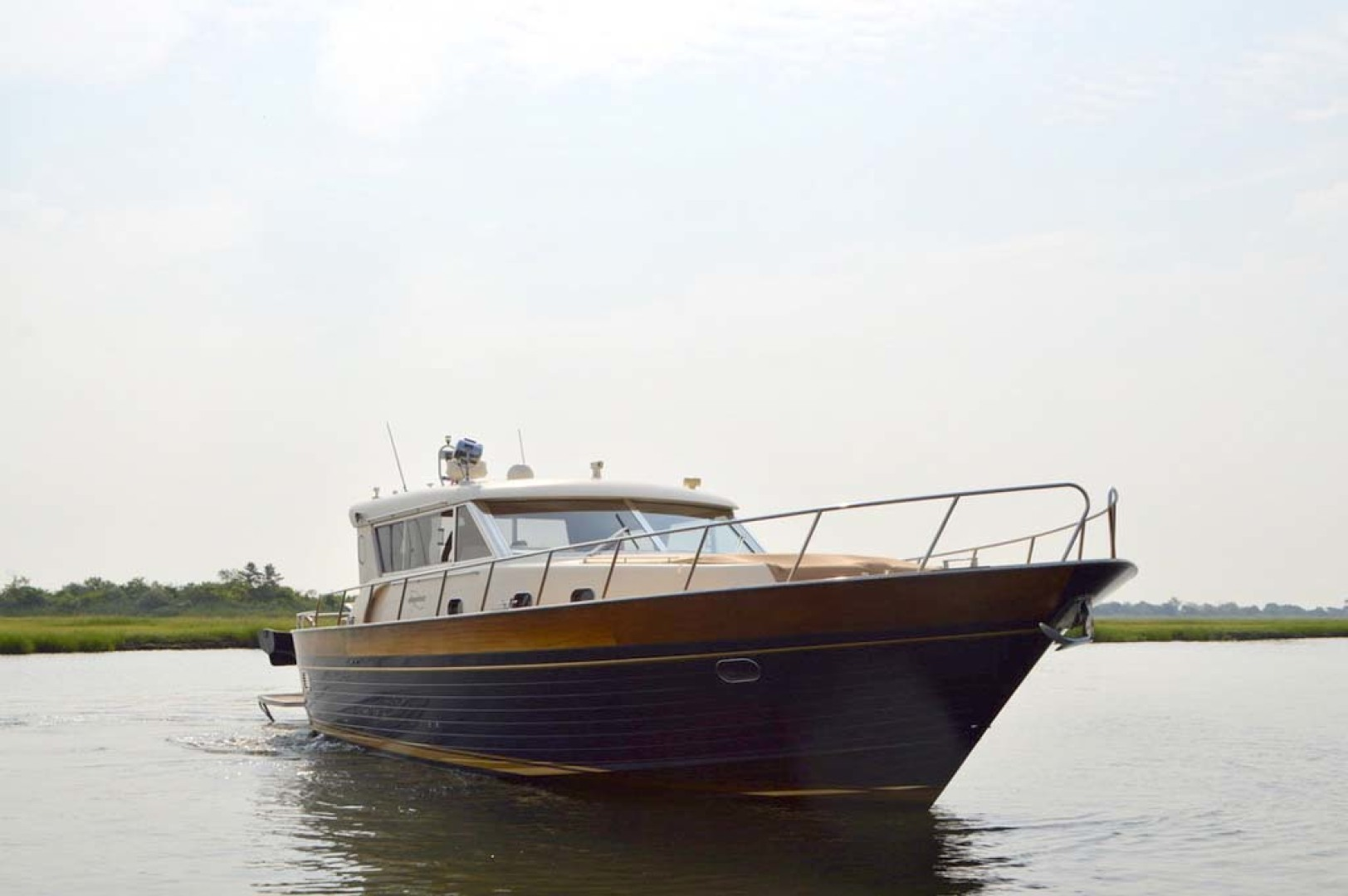 Apreamare-Express Cruiser 2005-SYBERATIC Long Island-New York-United States-Starboard Bow-1063756 | Thumbnail