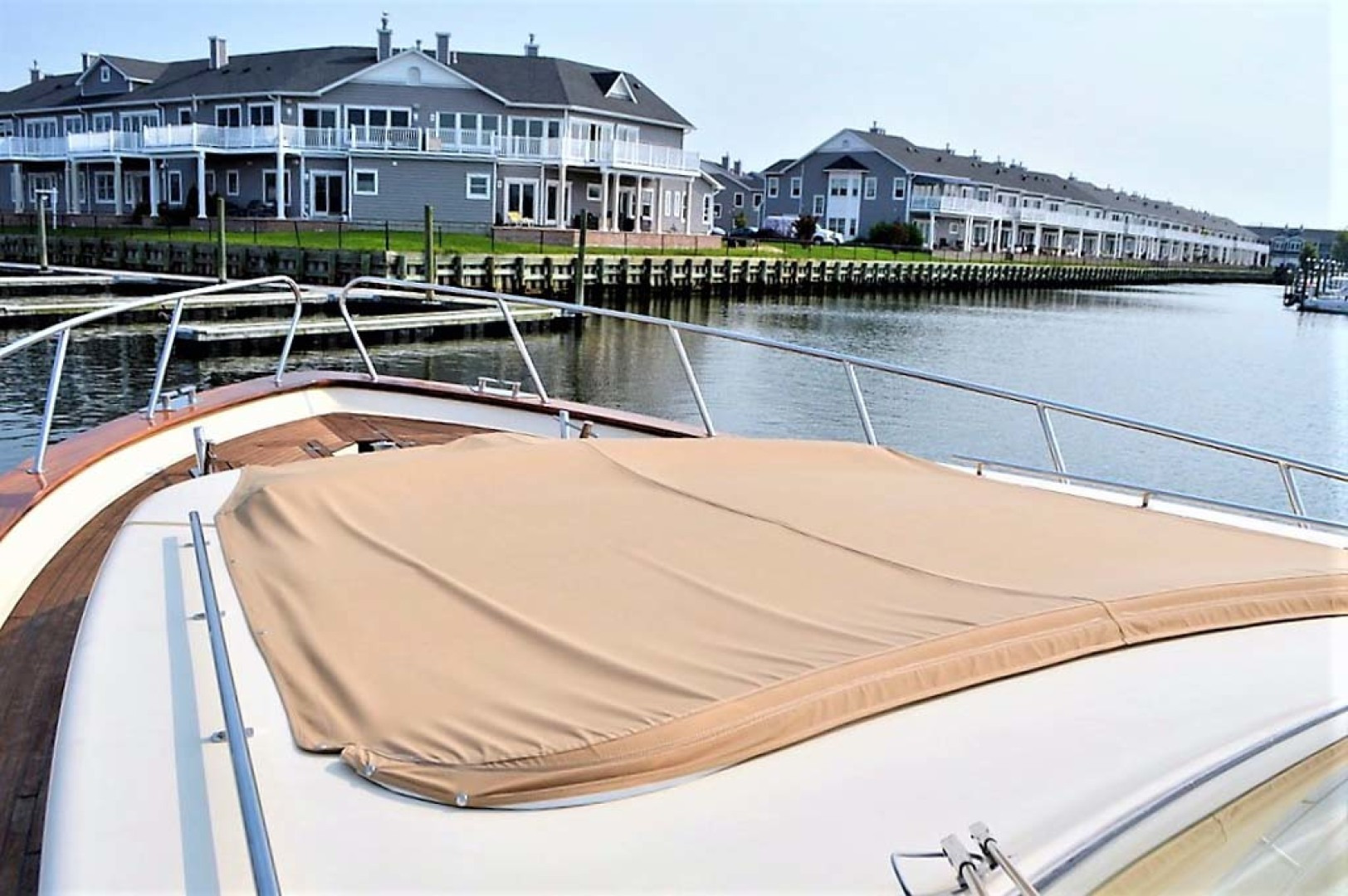 Apreamare-Express Cruiser 2005-SYBERATIC Long Island-New York-United States-Sunpad-1063761 | Thumbnail