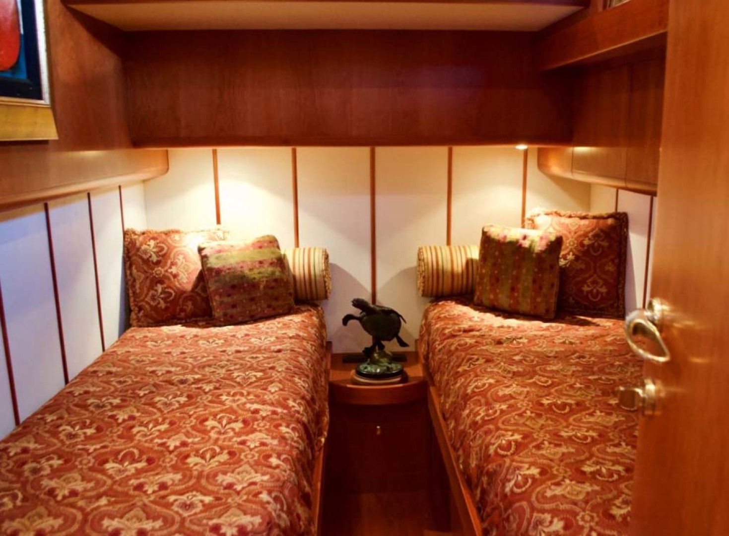 Apreamare-Express Cruiser 2005-SYBERATIC Long Island-New York-United States-Guest Cabin-1063788 | Thumbnail