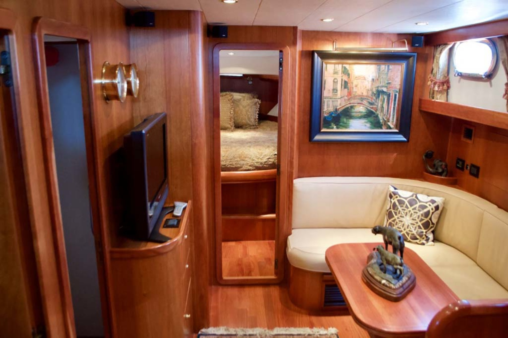 Apreamare-Express Cruiser 2005-SYBERATIC Long Island-New York-United States-Salon-1063779 | Thumbnail