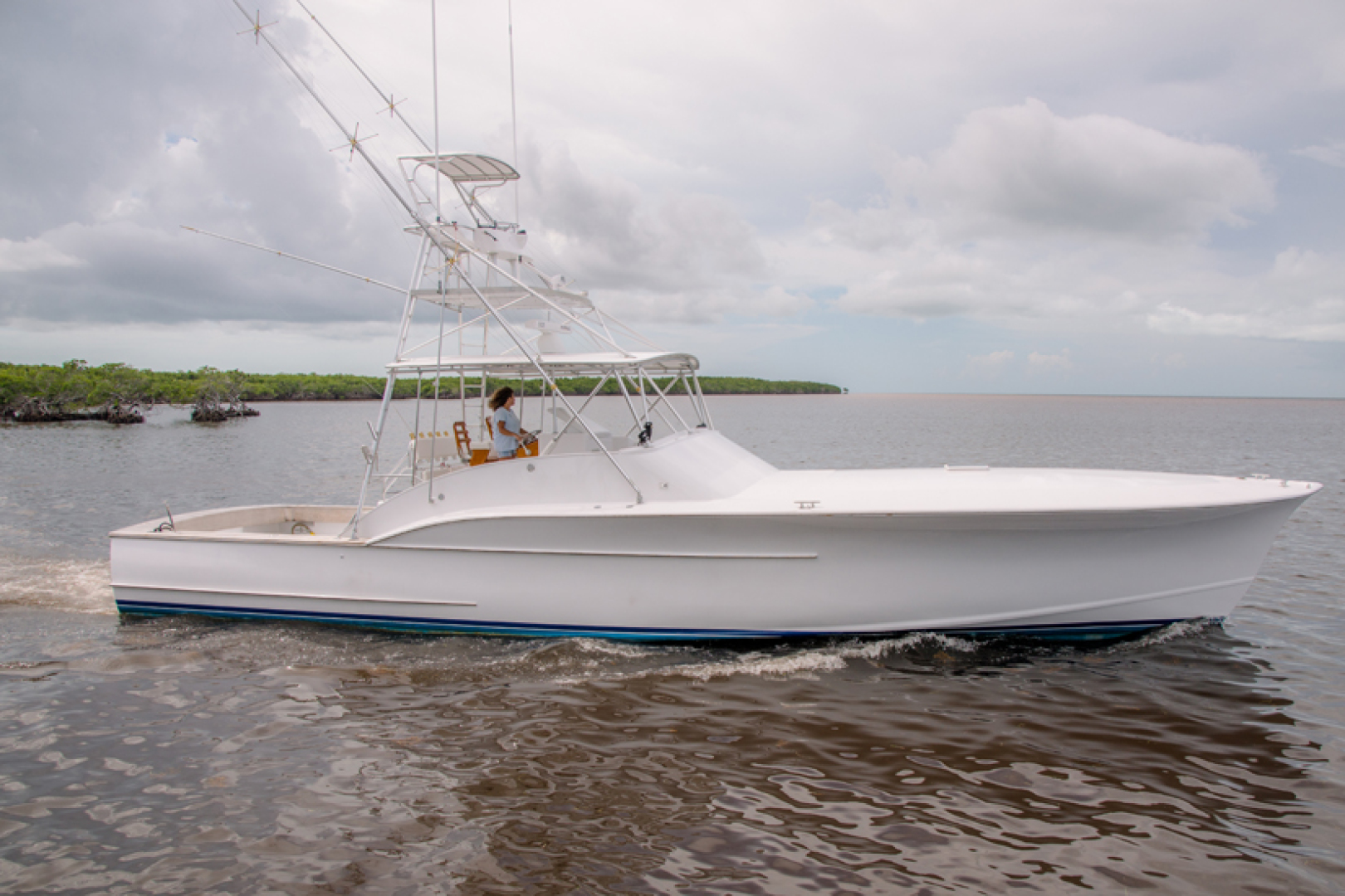 Picture Of: 53' Blackwell 53 Express 1994 Yacht For Sale   1 of 57