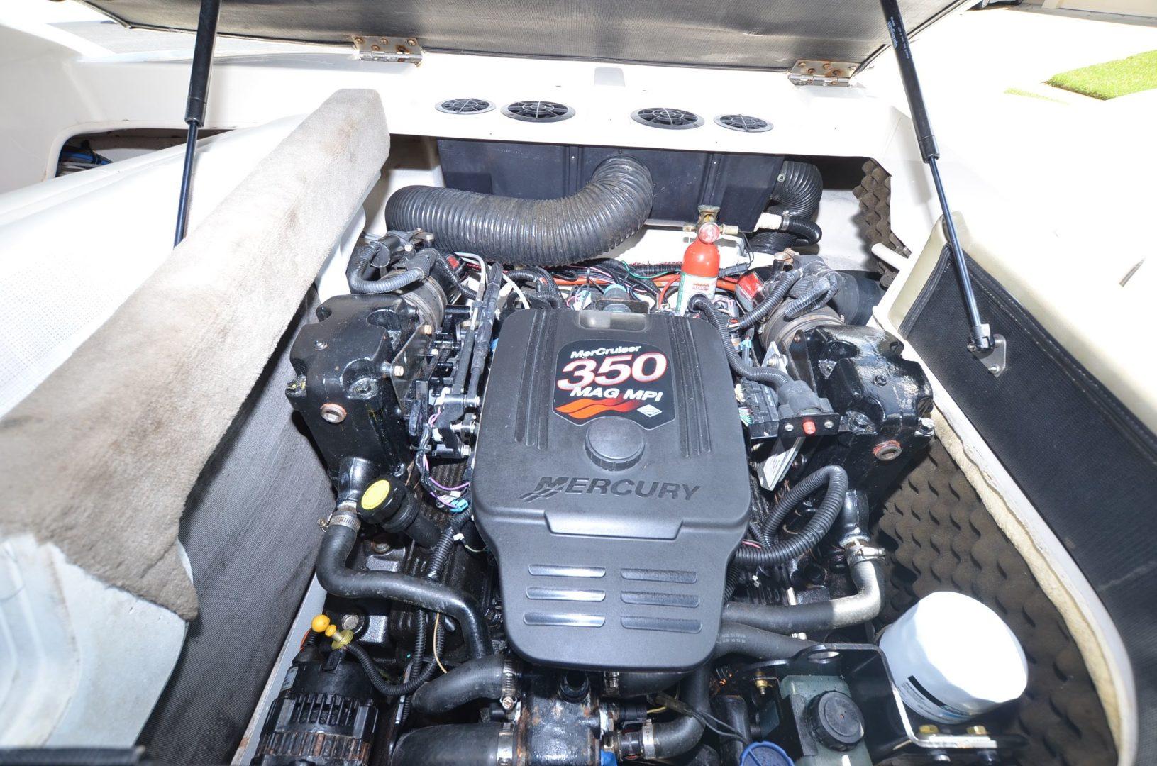 350 Mag, 300HP